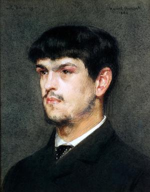 Primary view of Claude Debussy in Rome