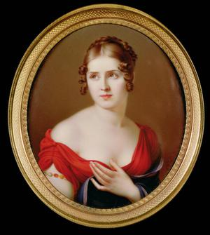 Primary view of object titled 'The Beautiful Greek, Marie Pauline Bonaparte, Princess Borghese'.