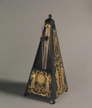 Primary view of Pyramidal Metronome
