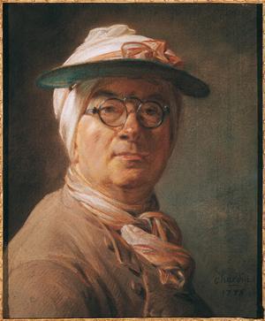 Primary view of Self-Portrait