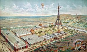 Primary view of object titled 'General View of Universal Exposition, Paris, 1889'.