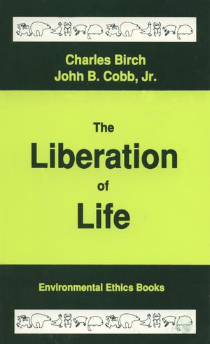 Primary view of object titled 'The Liberation of Life: From the Cell to the Community'.