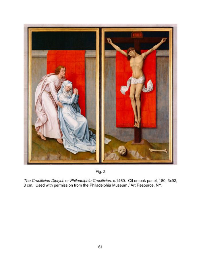 Personal Passions and Carthusian Influences Evident in Rogier Van ...