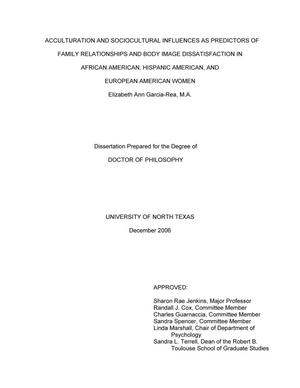 Acculturation dissertation detailed technical resume