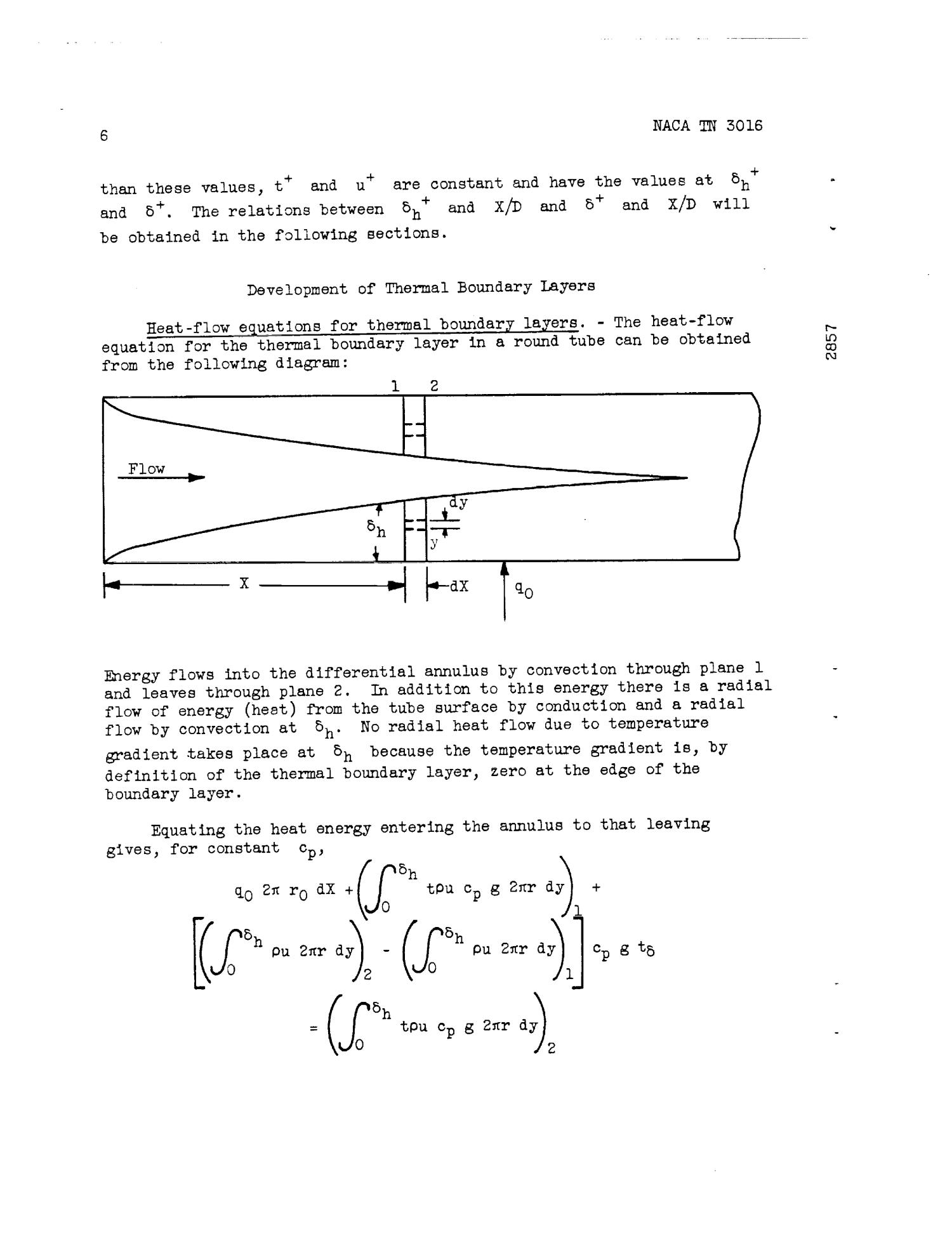 Analysis of turbulent heat transfer and flow in the entrance regions analysis of turbulent heat transfer and flow in the entrance regions of smooth passages page 8 of 90 digital library ccuart Gallery