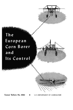 Primary view of object titled 'The European corn borer and its control.'.