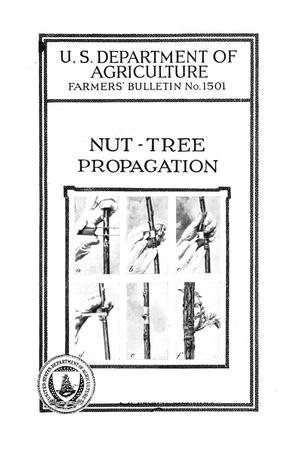 Primary view of object titled 'Nut-tree propagation.'.