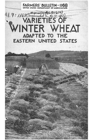 Varieties of winter wheat adapted to the eastern United States.