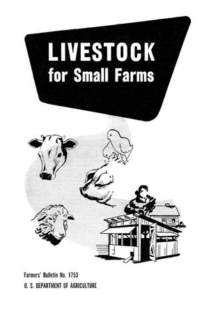 Primary view of object titled 'Livestock for small farms.'.
