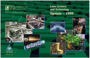 Primary view of object titled 'Laser science and technology update - 1999'.