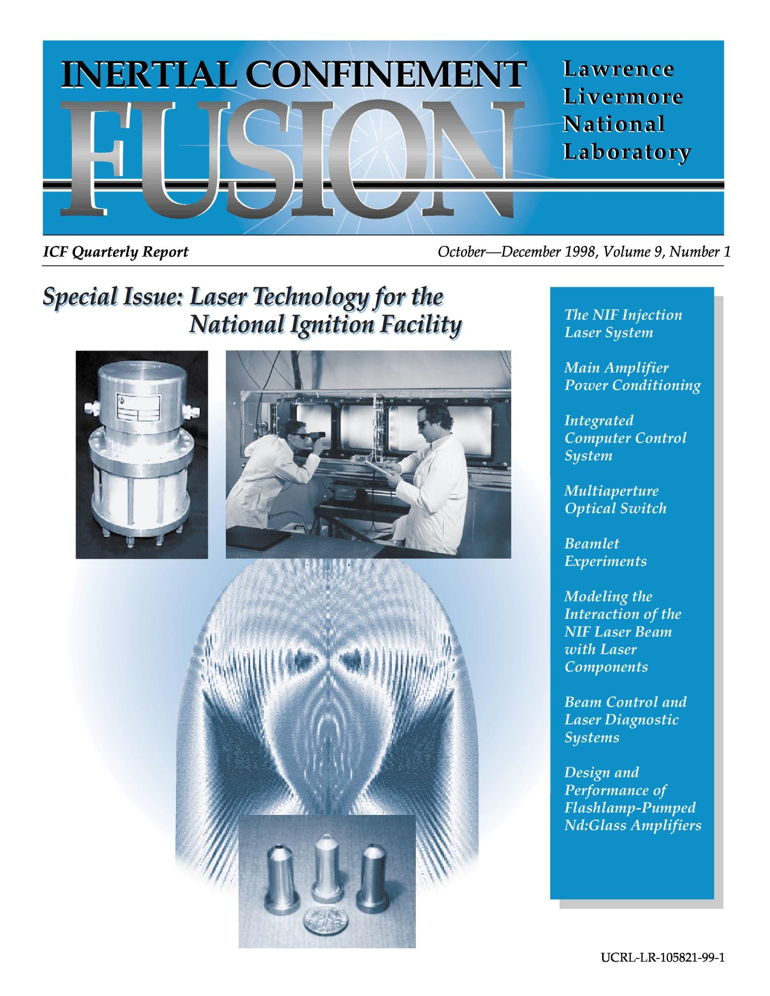 intertial confinement fusion essay Abstract: inertial confinement fusion (icf) is an attractive engine power source for interplanetary manned spacecraft, especially for near-term missions requiring minimum flight duration, because icf has inherent high power-to-mass ratios and high specific impulses.