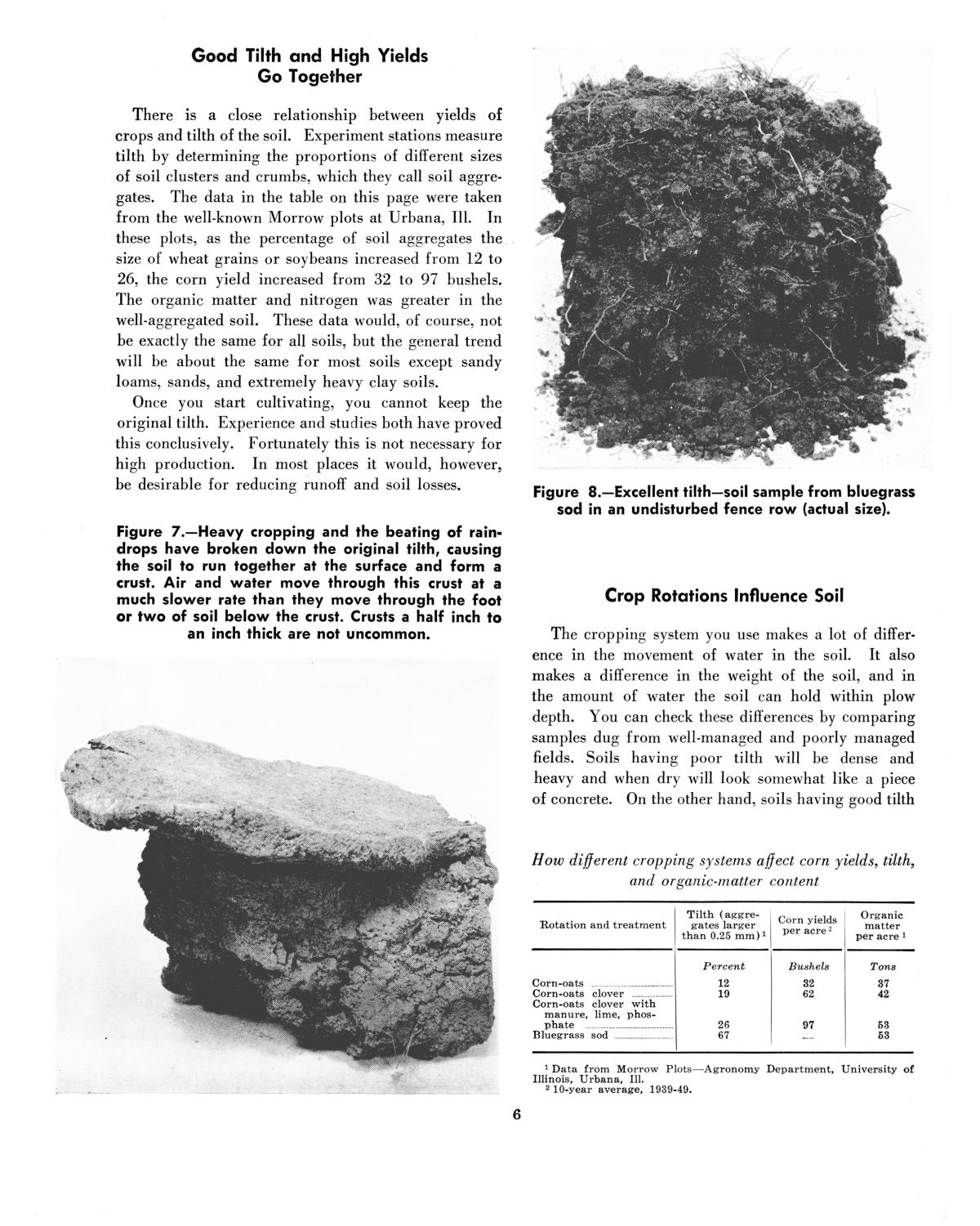 Your soil crumbly or cloddy page 6 digital library for Soil library