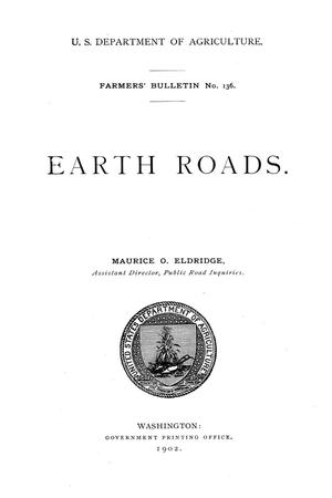 Primary view of Earth Roads.