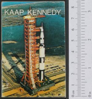 Primary view of object titled 'Bezoek aan Kaap Kennedy'.