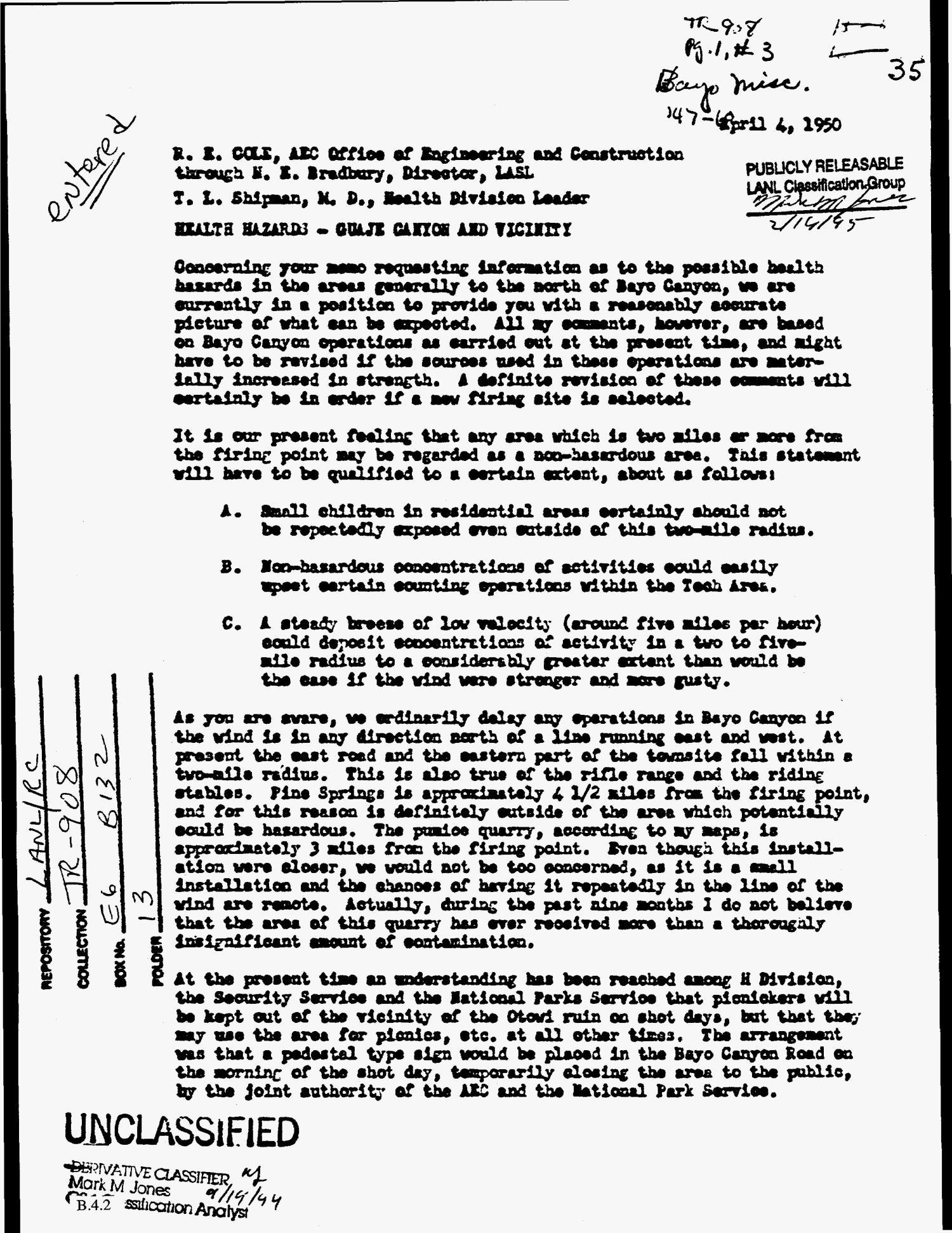 the bayo canyon radioactive lanthanum rala program page 82 of Mark 84 Wreck the bayo canyon radioactive lanthanum rala program page 82 of 108 digital library
