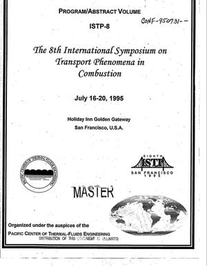 Primary view of object titled '8th International symposium on transport phenomena in combustion'.