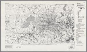 Primary view of object titled 'Houston: Socioeconomic and Natural Features'.