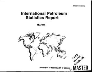 Primary view of object titled 'International petroleum statistics report'.