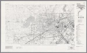 Primary view of object titled 'Houston: Mineral Resources and Selected Oil and Gas Infrastructure'.