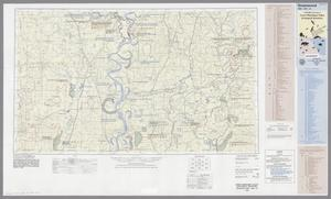 Primary view of object titled 'Greenwood, Mississippi--Arkansas--Louisiana'.