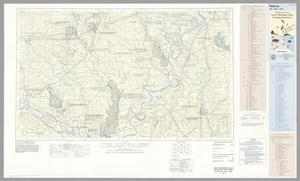 Primary view of object titled 'Helena, Arkansas--Mississippi--Tennessee'.