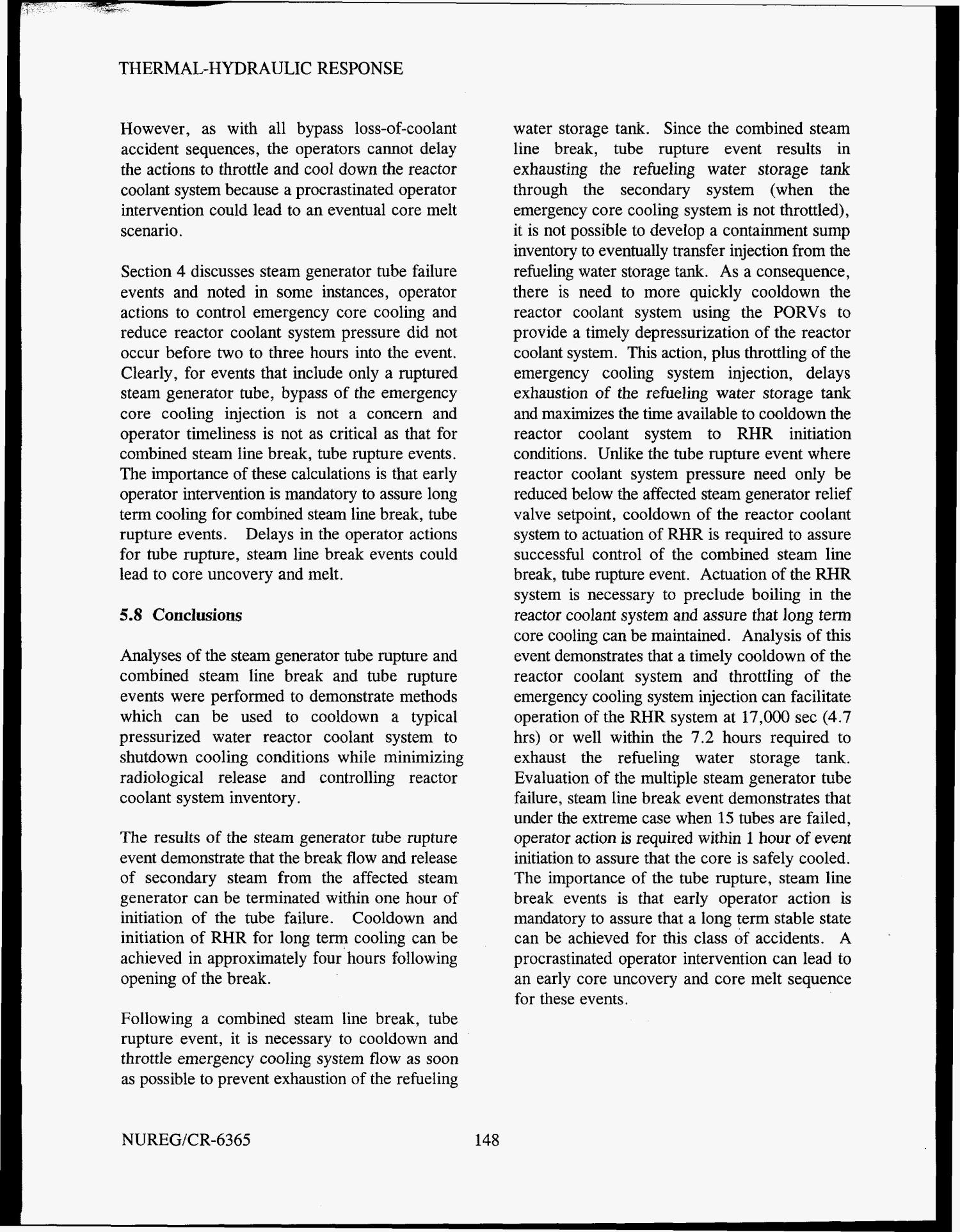 Steam generator tube failures - Page 183 of 307 - Digital Library