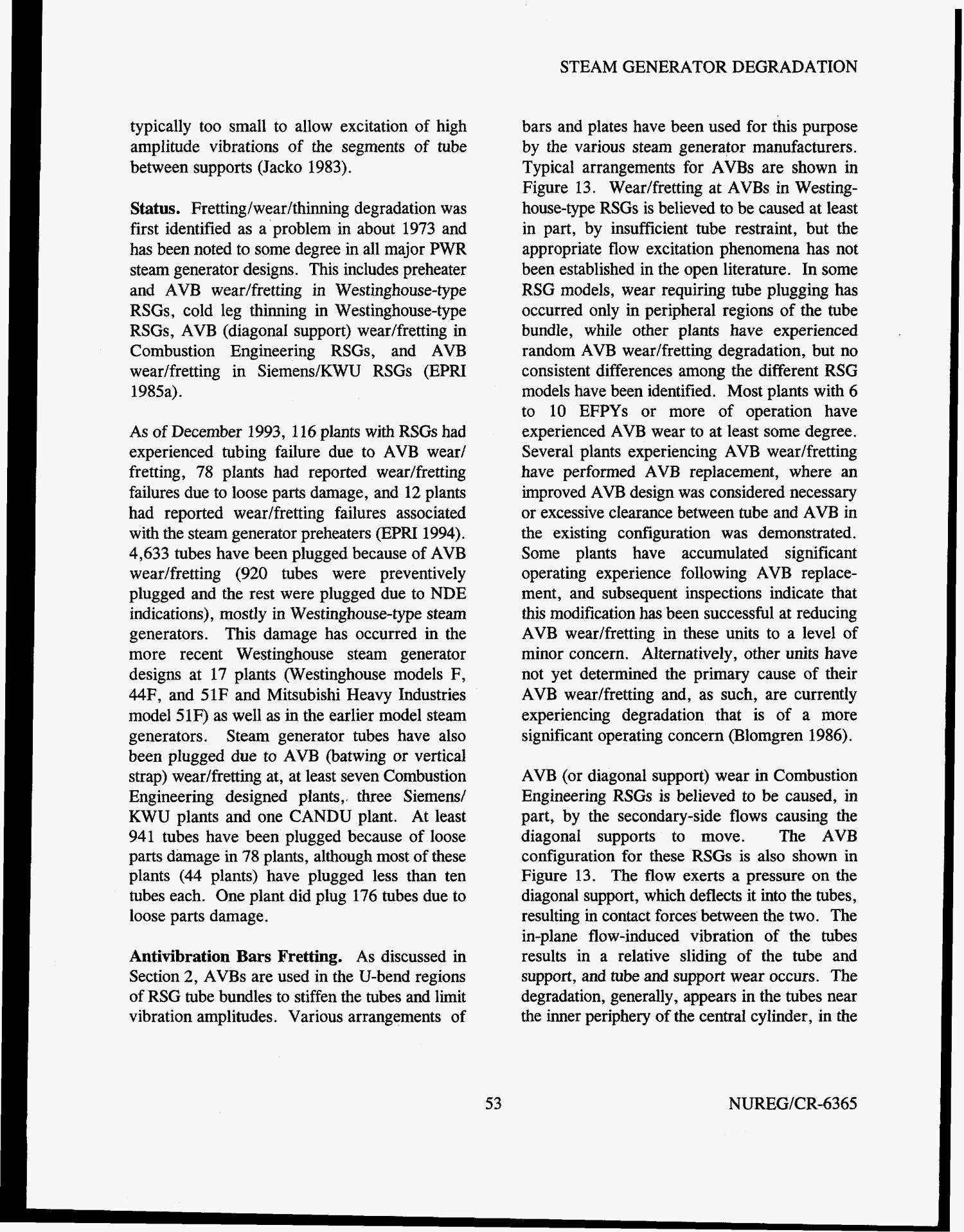 Steam generator tube failures - Page 88 of 307 - Digital Library
