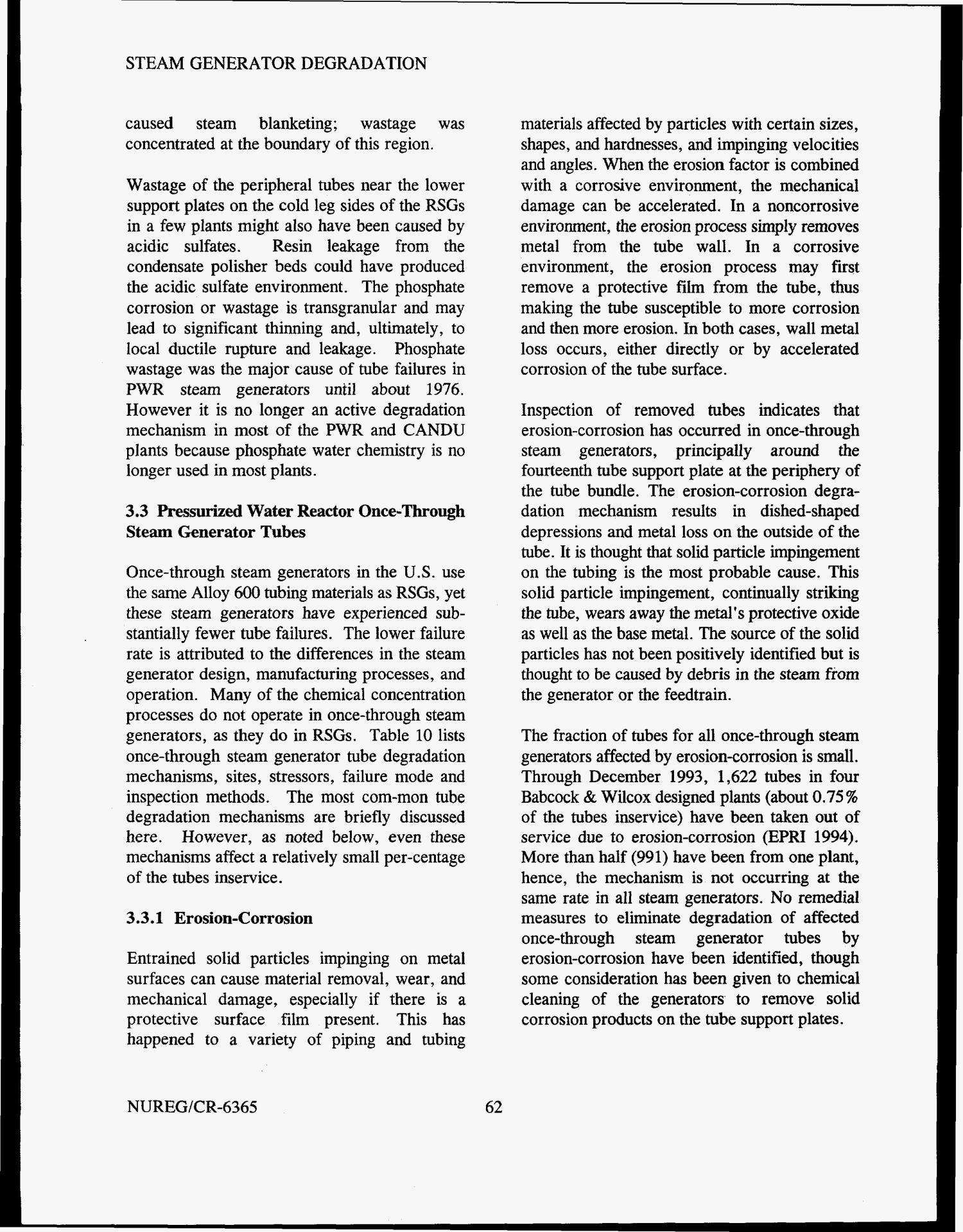 Steam generator tube failures Page 97 of 307 Digital Library