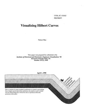 Primary view of object titled 'Visualizing Hilbert curves'.
