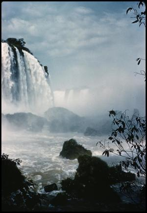 Primary view of object titled 'Iguazu Falls - Devil's Gorge'.