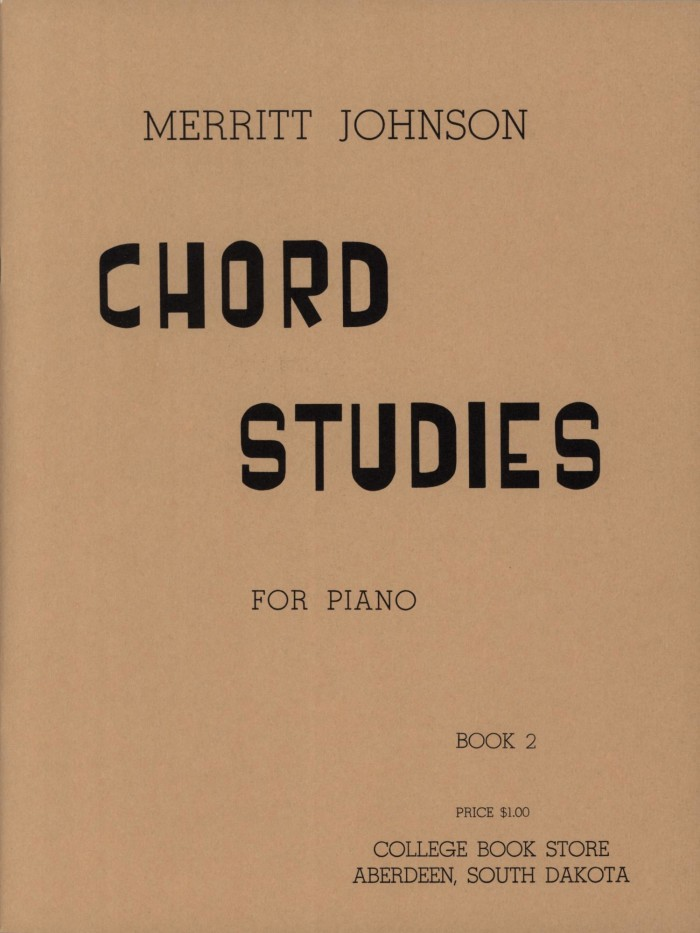 Chord Studies For Piano Book 2 Digital Library