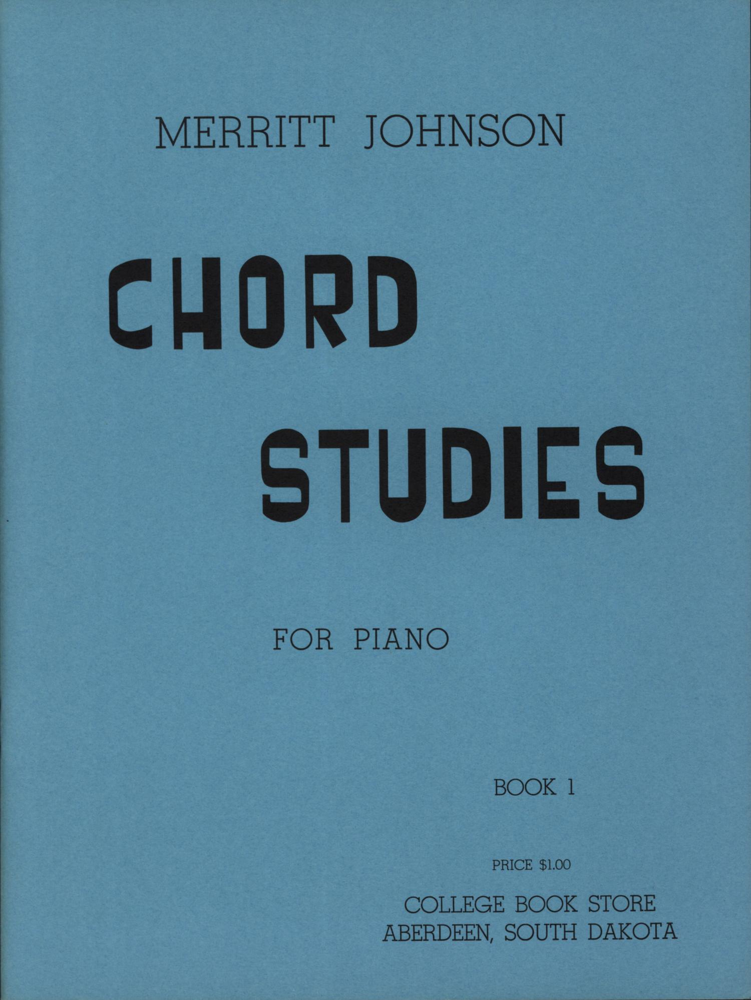 Chord studies for piano book 1 digital library hexwebz Images