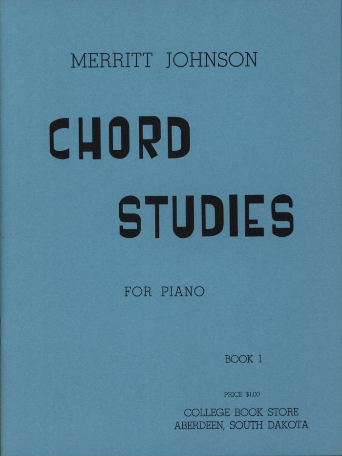 Chord Studies For Piano Book 1 Digital Library