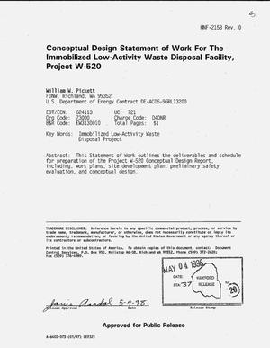design statement of work