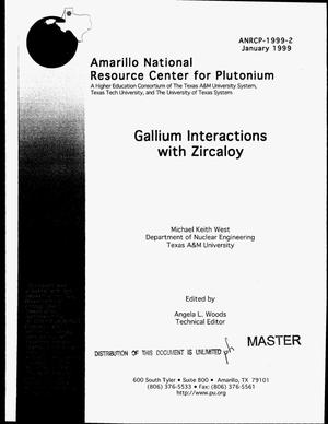 Primary view of object titled 'Gallium interactions with Zircaloy'.