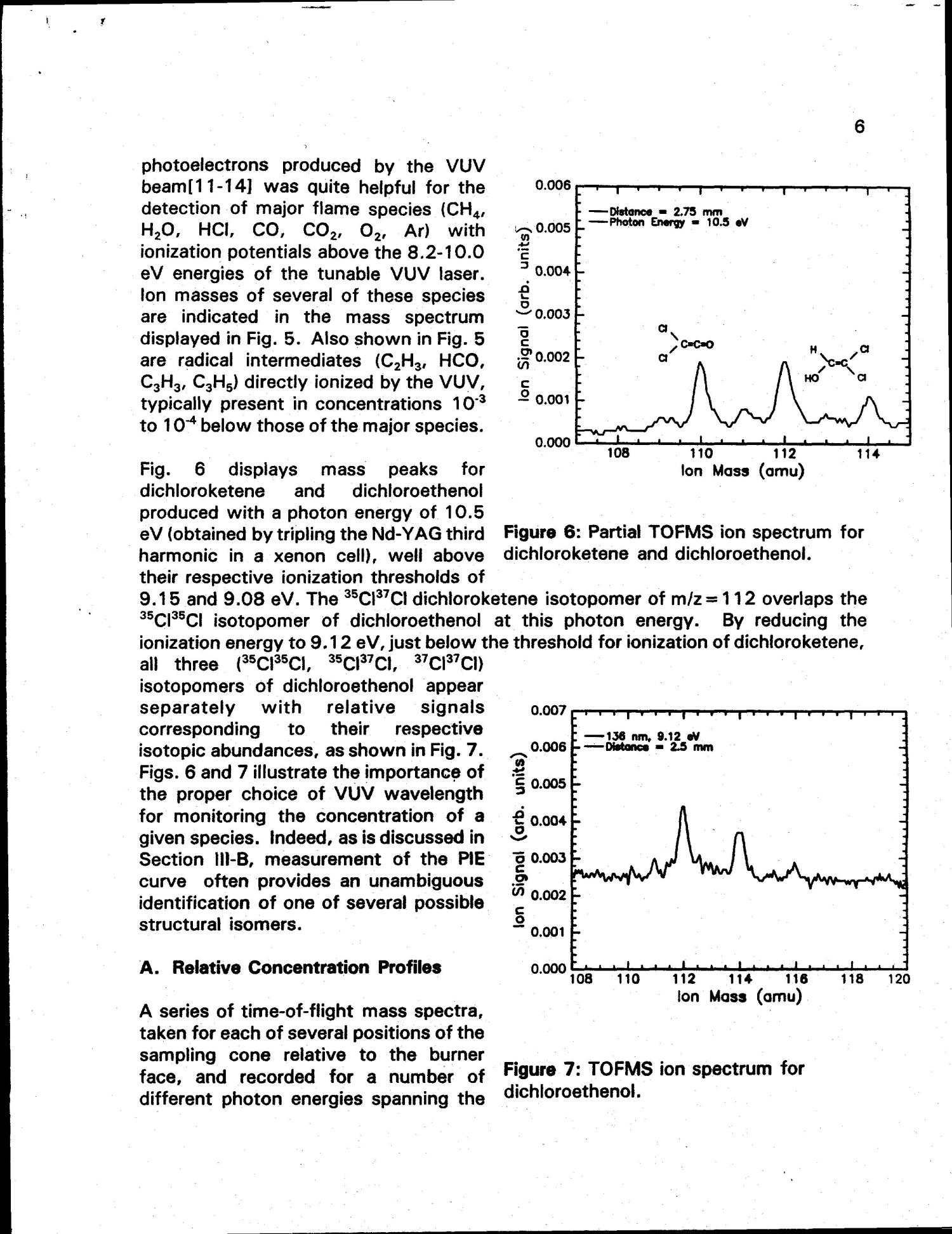 Photoionization mass spectrometry of combustion radicals. Final technical report                                                                                                      [Sequence #]: 9 of 26