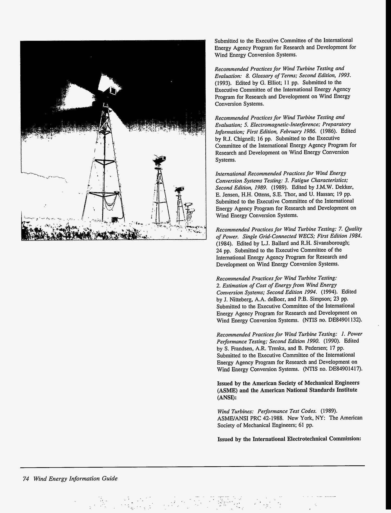Wind energy information guide Page 81 of 131 Digital Library