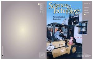 Primary view of object titled 'Science & Technology Review, December 1997'.