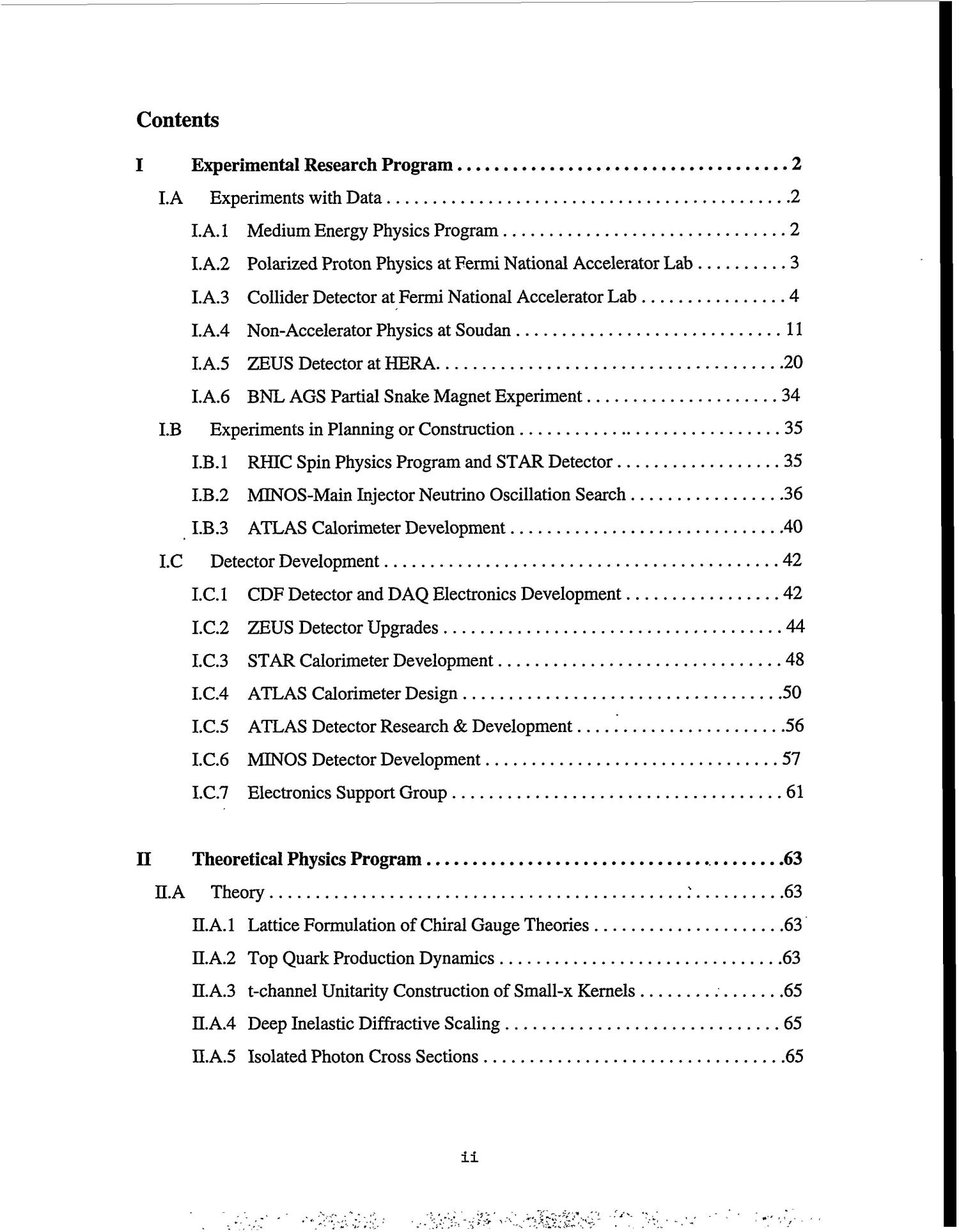 High Energy Physics Division semiannual report of research activities. Semi-annual progress report, July 1, 1995--December 31, 1995                                                                                                      [Sequence #]: 2 of 106