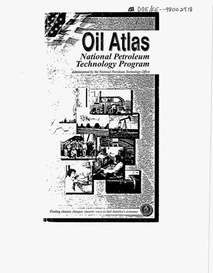 Primary view of object titled 'Oil atlas: National Petroleum Technology Office activities across the United States'.