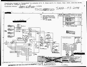 Fifth wheel system electrical and pneumatic schematic, CK-S97556 ...