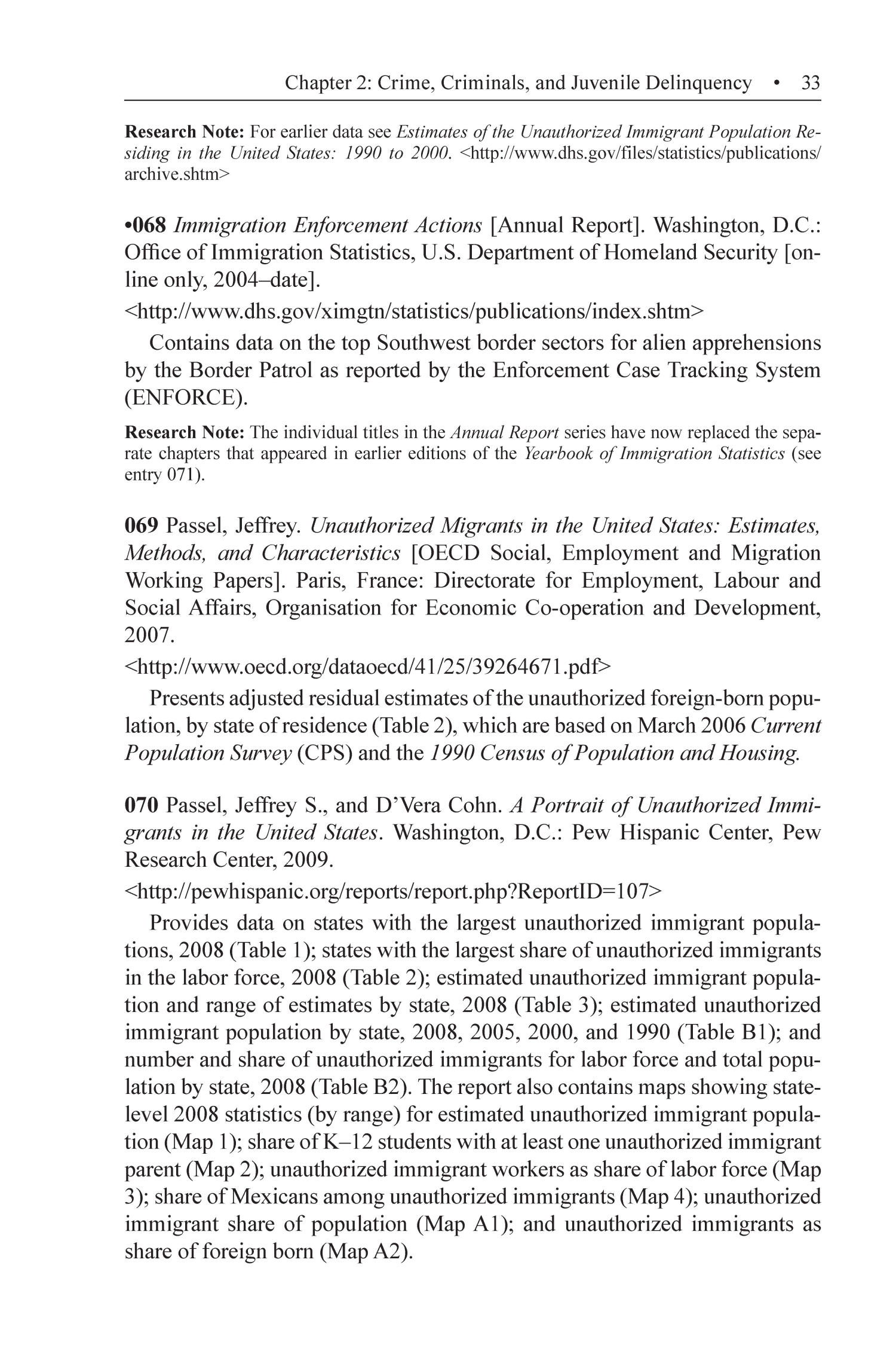 A Guide To Sources Of Texas Criminal Justice Statistics Page 33