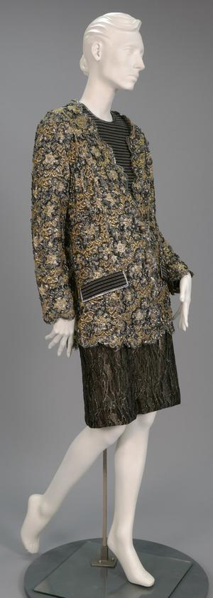 Primary view of object titled 'Ensemble - Dress and Jacket'.