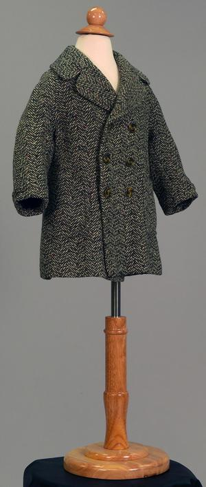 Primary view of object titled 'Boy's Coat'.