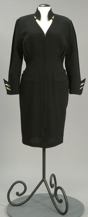 Primary view of object titled 'Coat Dress'.