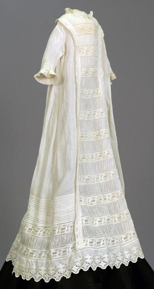 Primary view of object titled 'Infant's Gown'.