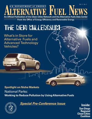 Primary view of object titled 'Alternative Fuel News, Vol. 2, No. 7'.