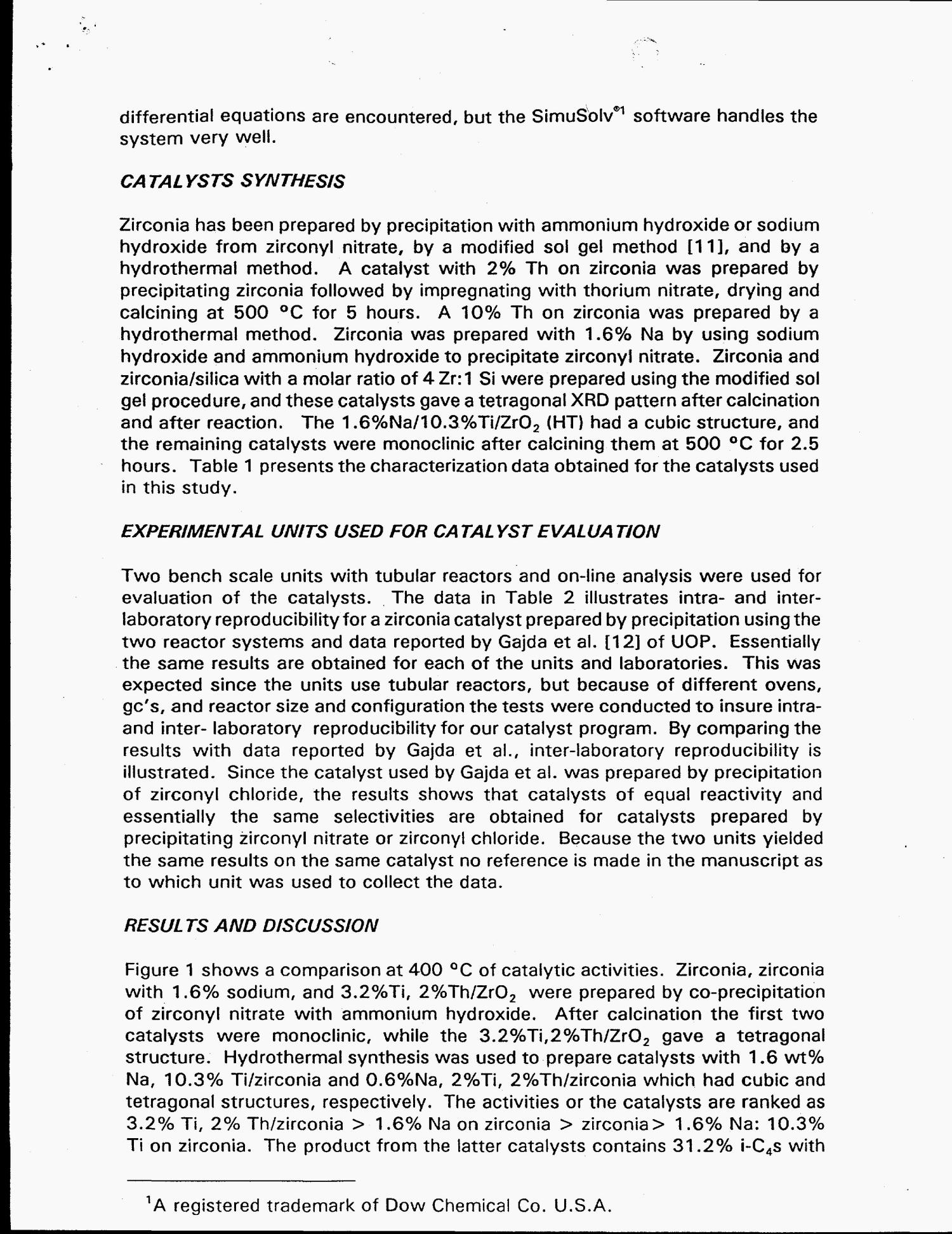 Catalyst and process development for synthesis gas conversion to isobutylene. Quarterly report, July 1, 1992--September 30, 1992                                                                                                      [Sequence #]: 4 of 36
