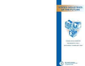 Primary view of object titled 'OIT states industries of the future'.