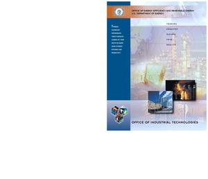 Primary view of object titled 'Turning industry visions into reality: Office of Industrial Technologies (OIT) Technology Partnerships brochure'.
